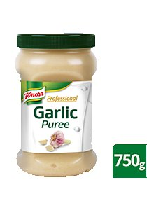 KNORR Professional Garlic Puree 750g