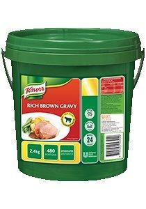 KNORR Rich Brown Gravy 2.4 kg