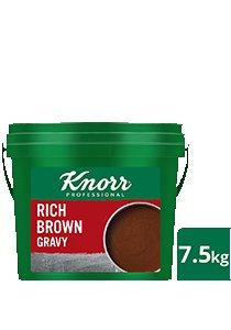 KNORR Rich Brown Gravy 7.5 kg