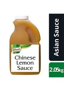 KNORR Sakims Chinese Lemon Sauce 2.05 kg
