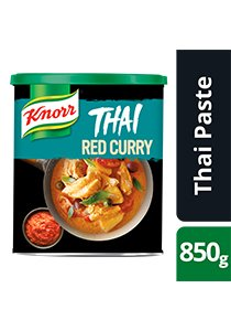 KNORR Thai Red Curry Paste 850 g -