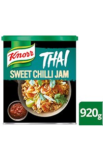 KNORR Thai Sweet Chilli Jam 920 g -