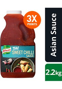 KNORR Thai Sweet Chilli Sauce GF 2.2kg -