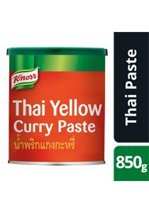 KNORR Thai Yellow Curry Paste 850 g