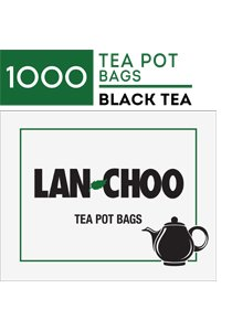 LAN-CHOO Envelope Tea Pot Bags 1000 x 1.85 g -