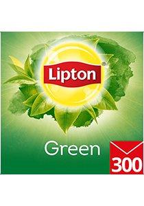 LIPTON Envelope Green Tea  300's -