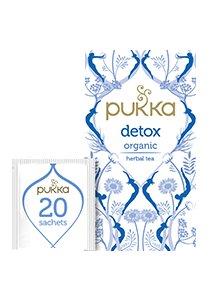 PUKKA Detox Tea 20's -
