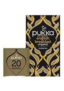 PUKKA Elegant English Breakfast Tea 20's -