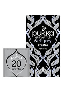 PUKKA Gorgeous Earl Grey Tea 20's -