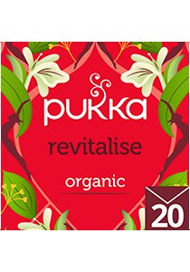 PUKKA Revitalise Tea 20's -
