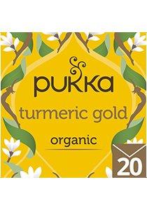 PUKKA Turmeric Gold Tea 20's -