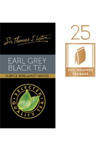 SIR THOMAS LIPTON Earl Grey Envelope Tea 25's -