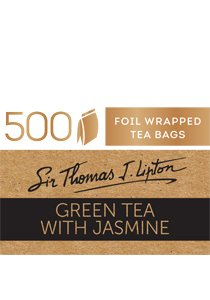 SIR THOMAS LIPTON Envelope Jasmine 500's -