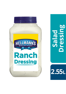 HELLMANN'S Ranch Dressing 2.55 L