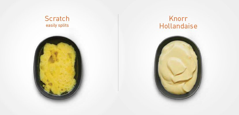 Knorr Hollandaise For Food Service