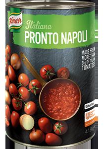 KNORR Gluten Free Pronto Napoli 4.15 kg