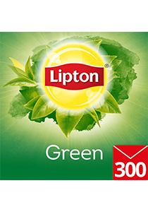 LIPTON Envelope Green Tea  300's - Having a cup of Lipton can keep your colleagues uplifted and happy.