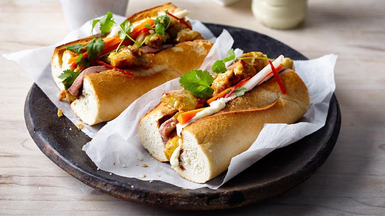 Bánh Mì – Recipe
