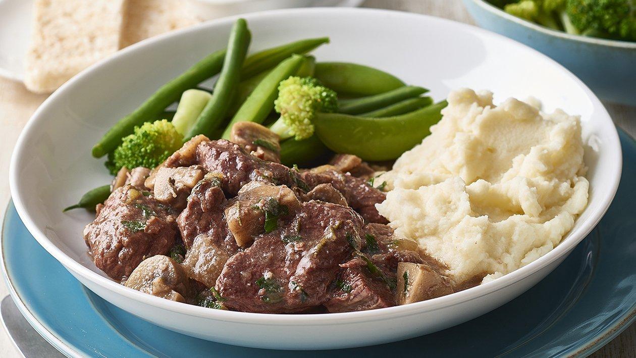 Beef Bourguignon – Recipe
