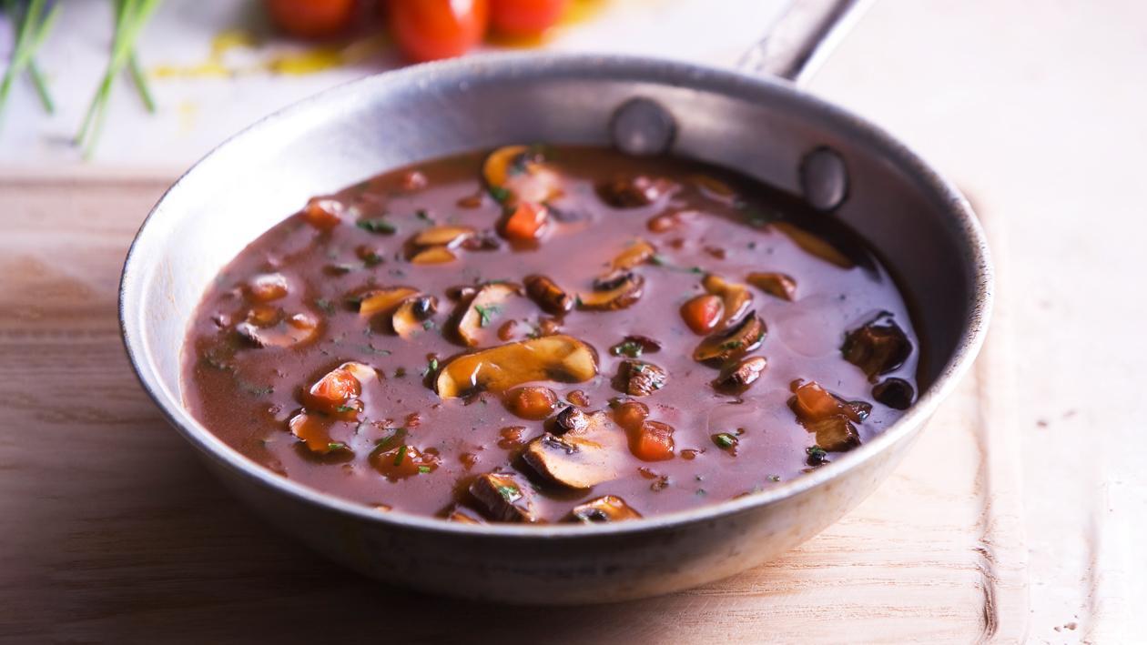 Chasseur Sauce – Recipe