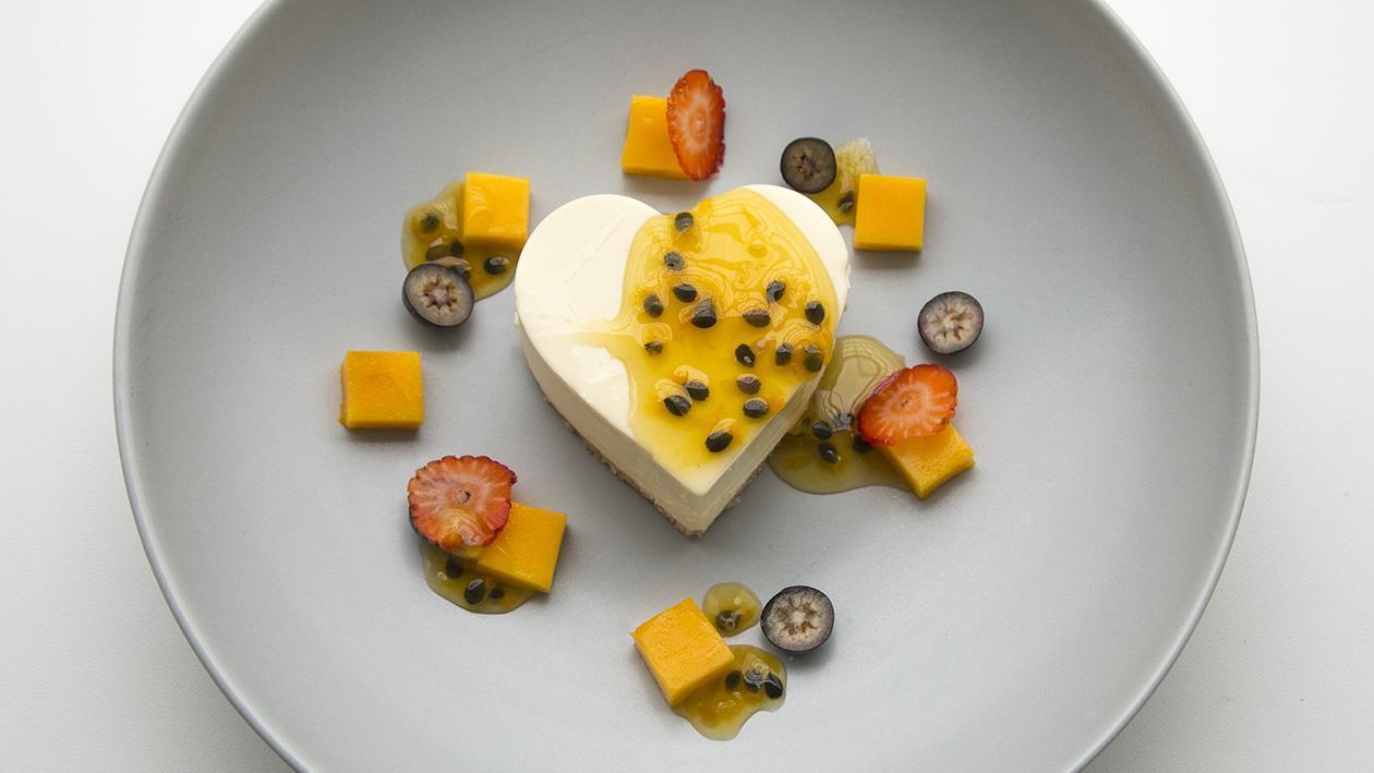 Cheesecake Passion – Recipe