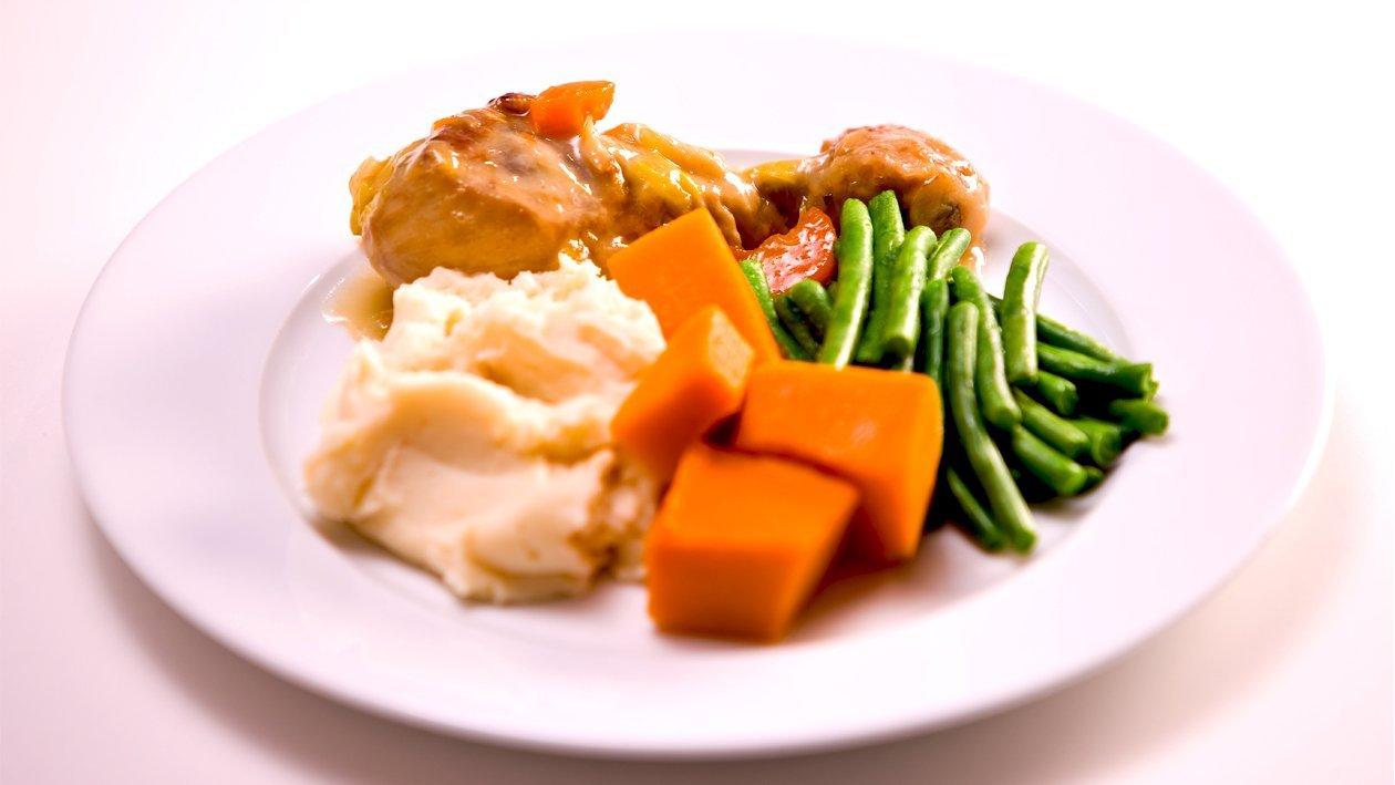 Chicken and Vegetable Casserole – Recipe