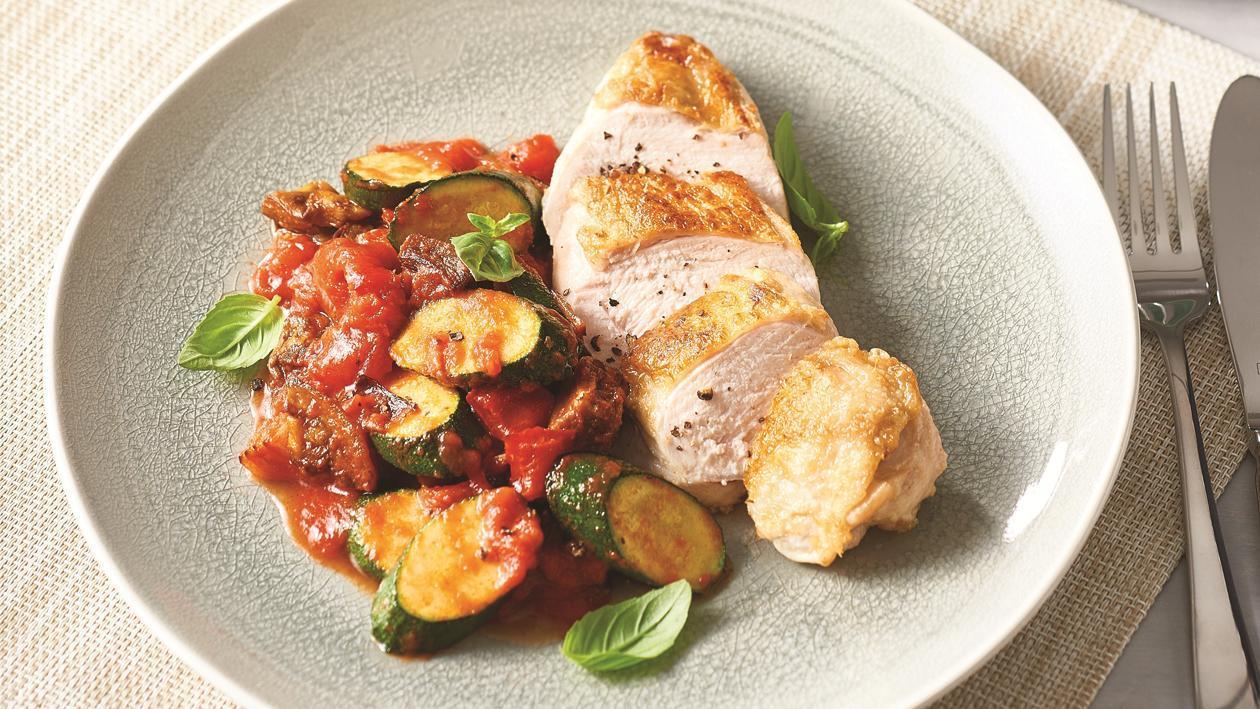 Chicken Ratatouille – Recipe
