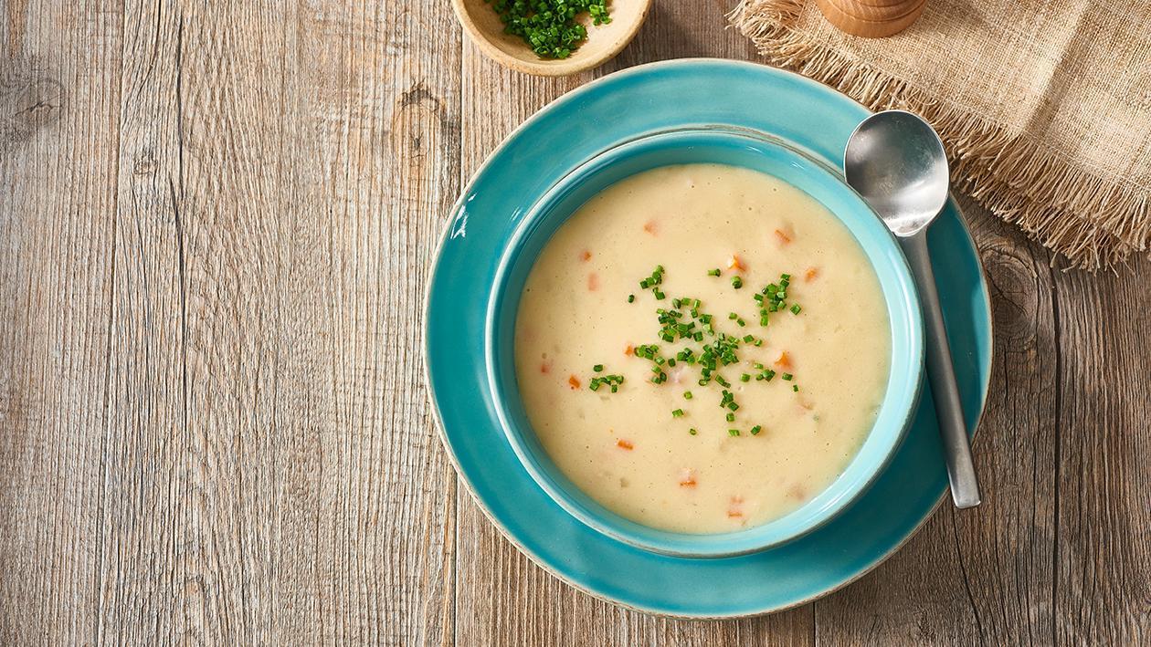 Creamy Cauliflower Chowder – Recipe