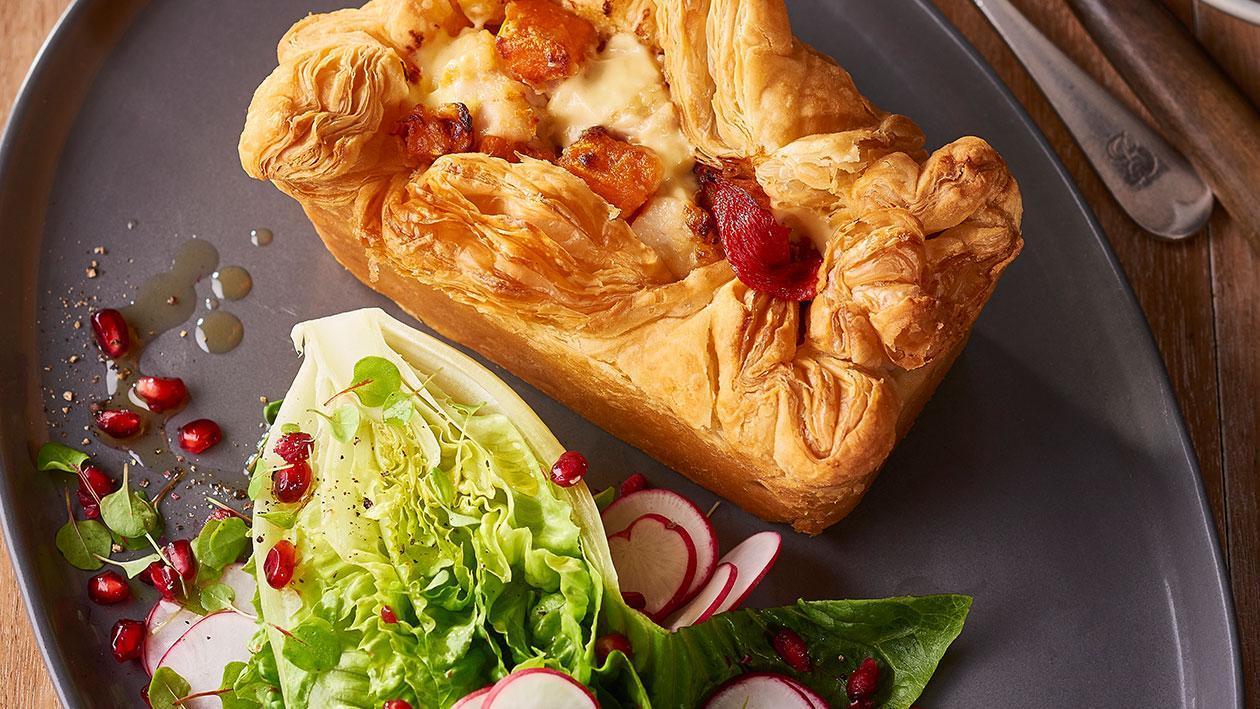 Free Range Chicken, Sweet Potato and Rosemary Pie – Recipe