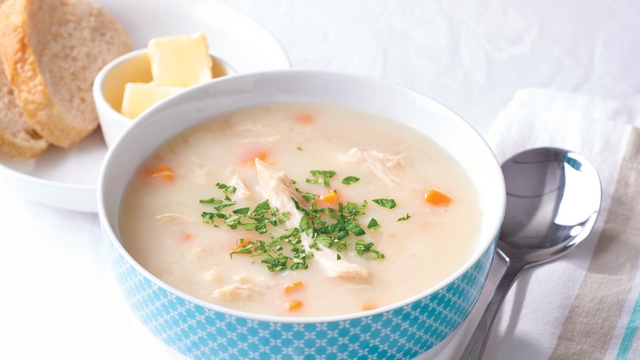 Hearty Chicken Soup – Recipe