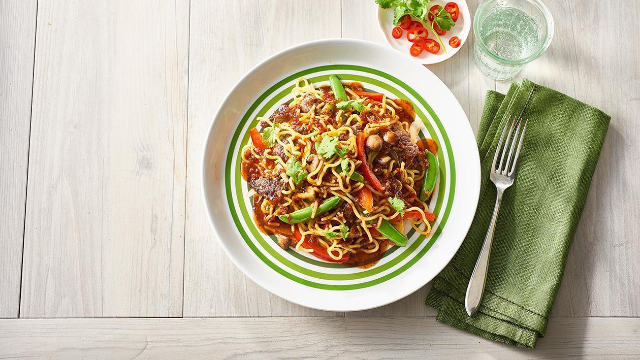 Hokkien Noodle Stir Fry – Recipe