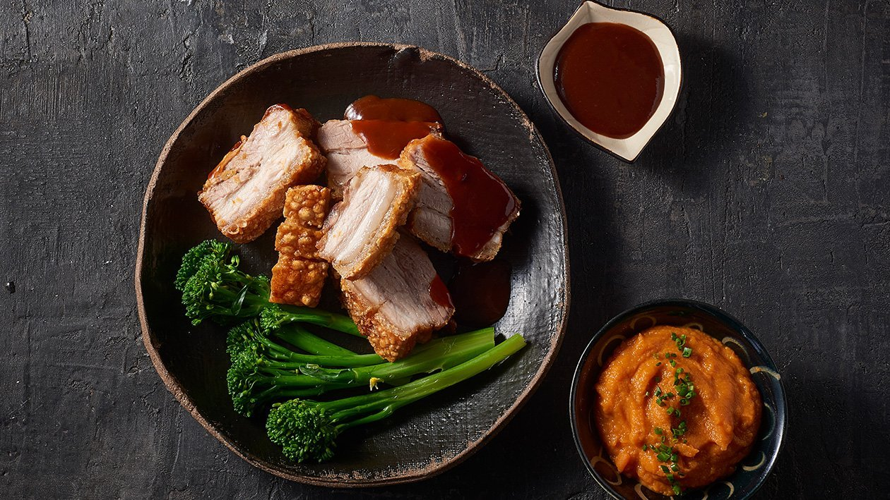 Honey Soy Chipotle Pork Belly – Recipe
