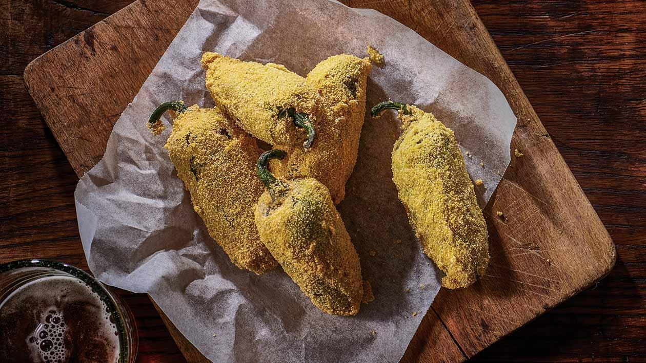 Jalapeno Poppers – Recipe