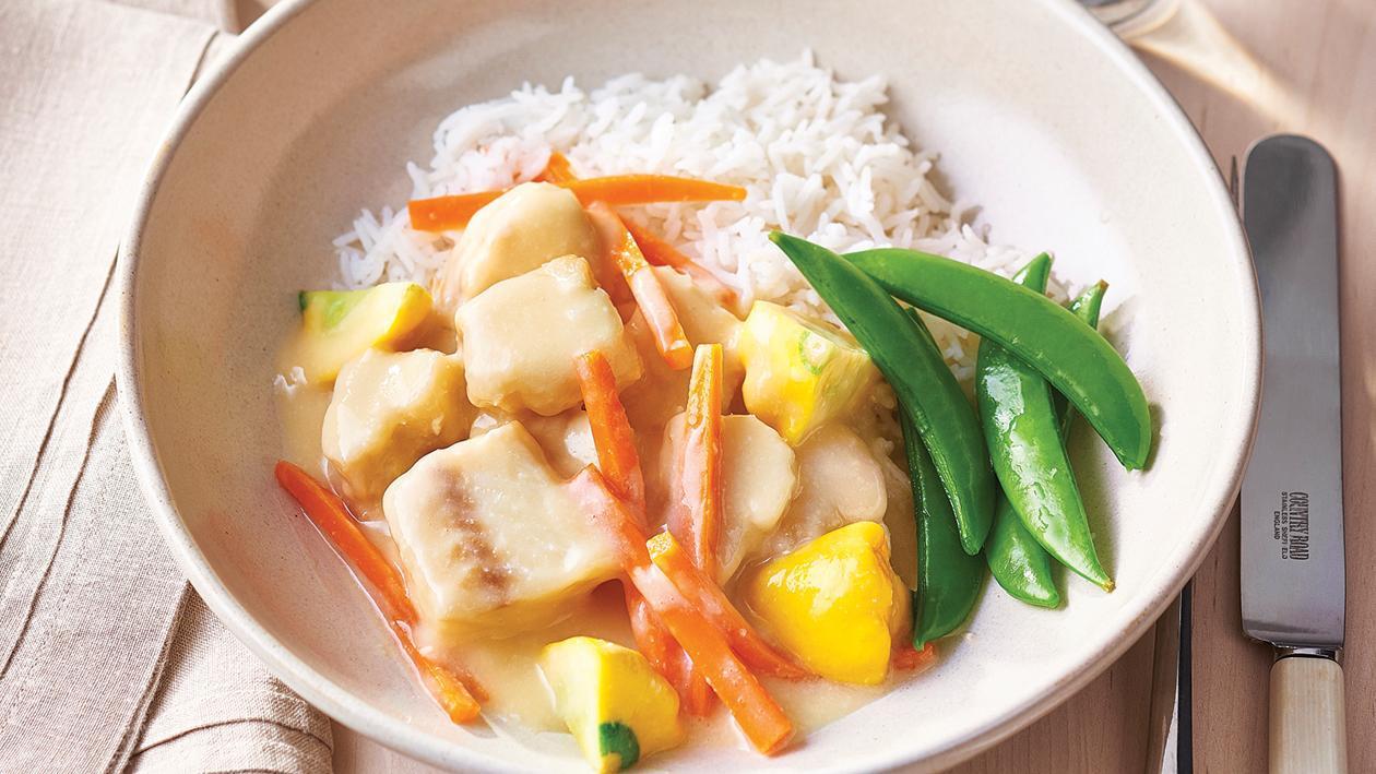 Lemon and Coconut Fish Hot Pot – Recipe