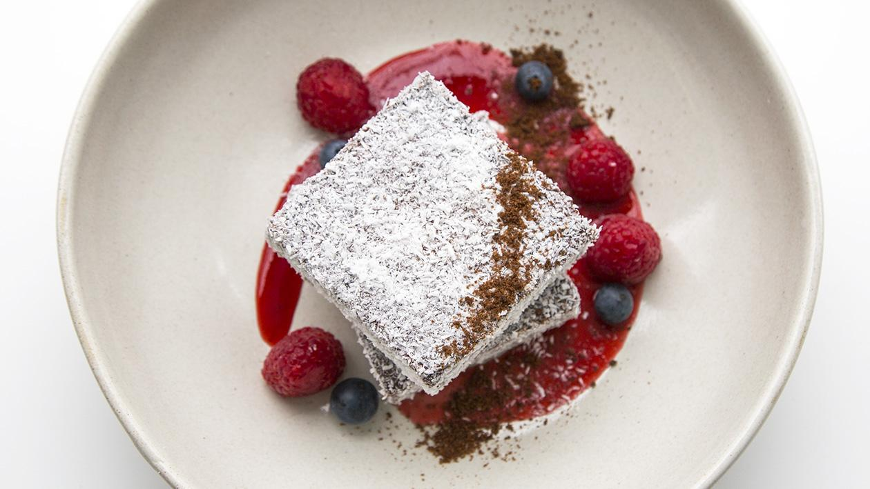 Lovers Lamington Parfait – Recipe
