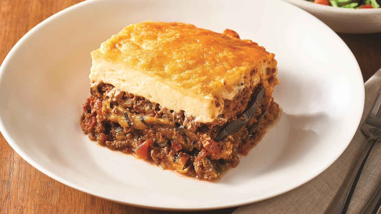 Moussaka – Recipe