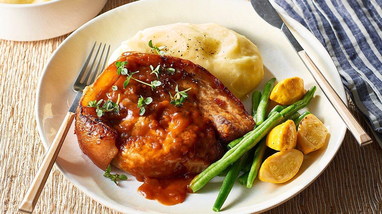Pork Sugo, Pronto Jus – Recipe