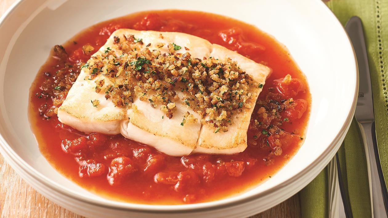 Provencal Fish Cacciatore – Recipe