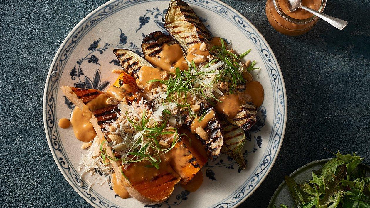 Satay Vegetables – Recipe