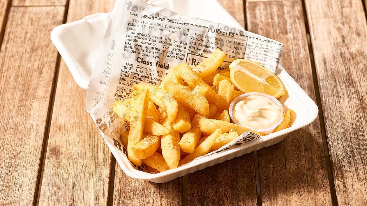 Spicy Fries – Recipe