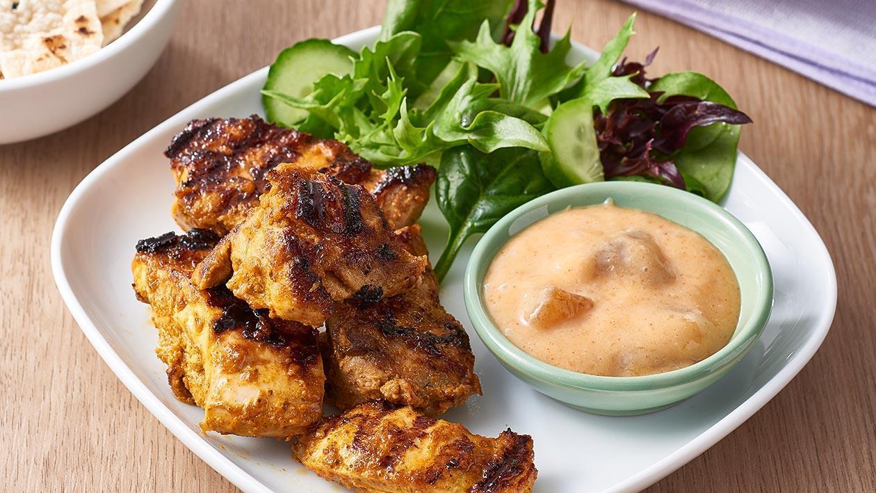 Tandoori Chicken Bites – Recipe