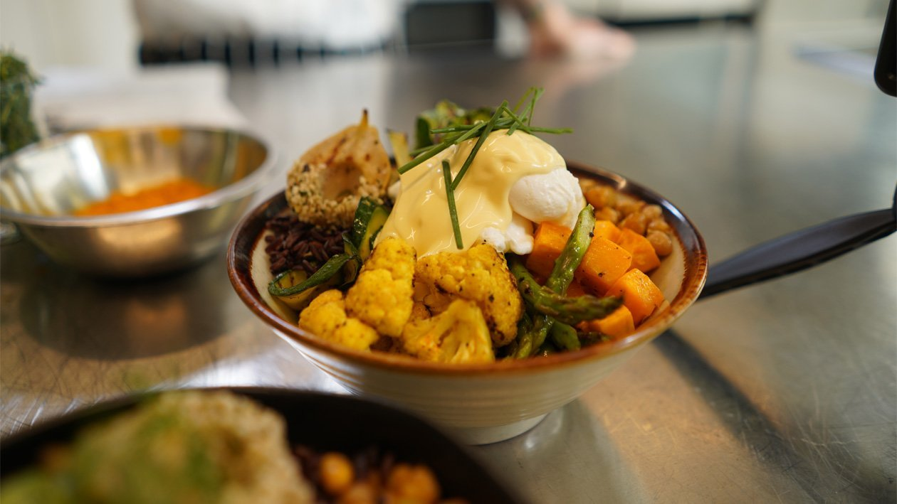 The Veggie Vitality Bowl – Recipe