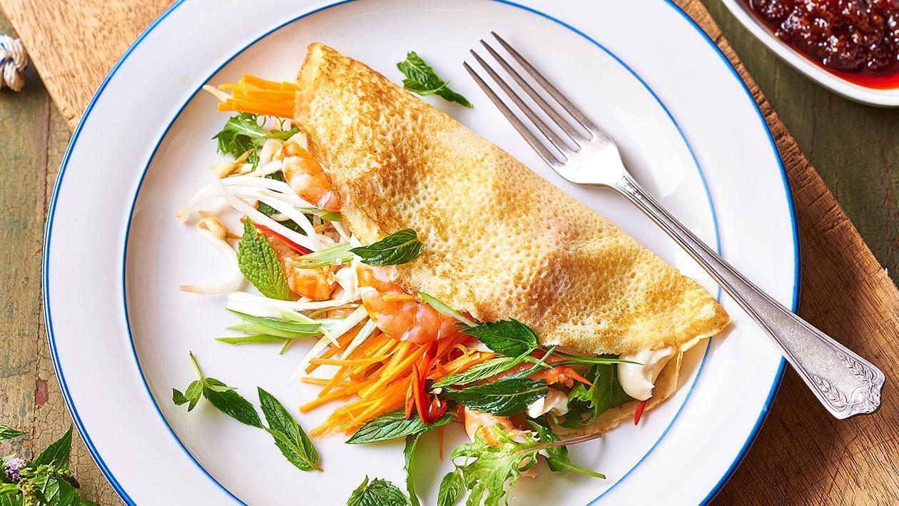 Vietnamese Pancakes – Recipe