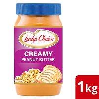 Lady's Choice Peanut Butter Creamy 1kg