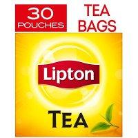 Lipton Pouch Teabags 30x14g