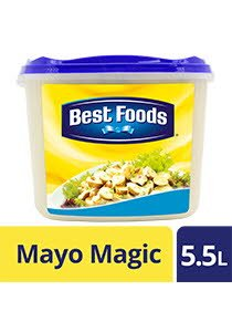 Best Foods Mayo Magic 5.5L -
