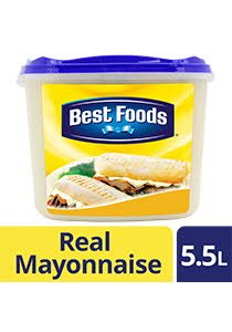Best Foods Real Mayonnaise 5.5L -