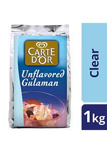 Carte D'Or Crystal Clear Unflavored Gulaman 1kg -
