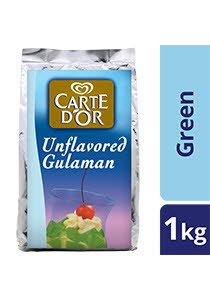 Carte D'Or Green Unflavored Gulaman 1kg