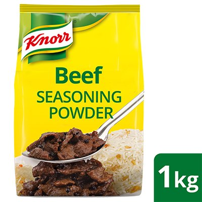Knorr Beef Seasoning Powder 1kg